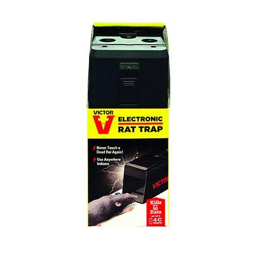 Trampa Electrónica para Ratas - 1